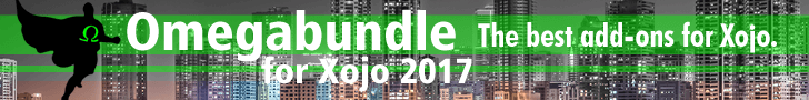 Omegabundle for Xojo 2017