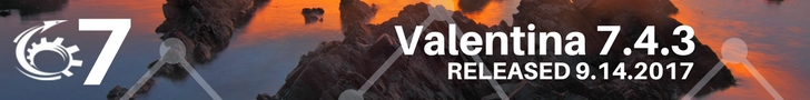 Valentina Release 7.4.3 Now Available