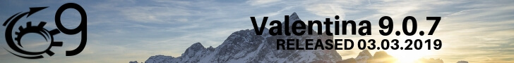 Valentina Release 9.0.7 adds Forms Editor and Reports Improvements, Cumulative Fixes