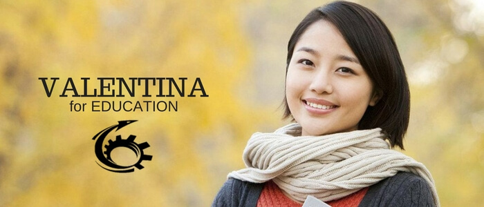 Valentina for Education: Students, Teachers & Institutions